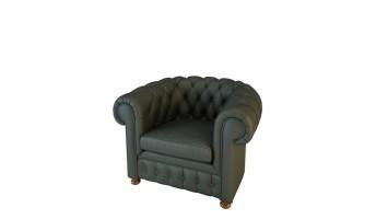 Кресло Chester_Ofifran кожа. Кабинет руководителя Art&Moble.
