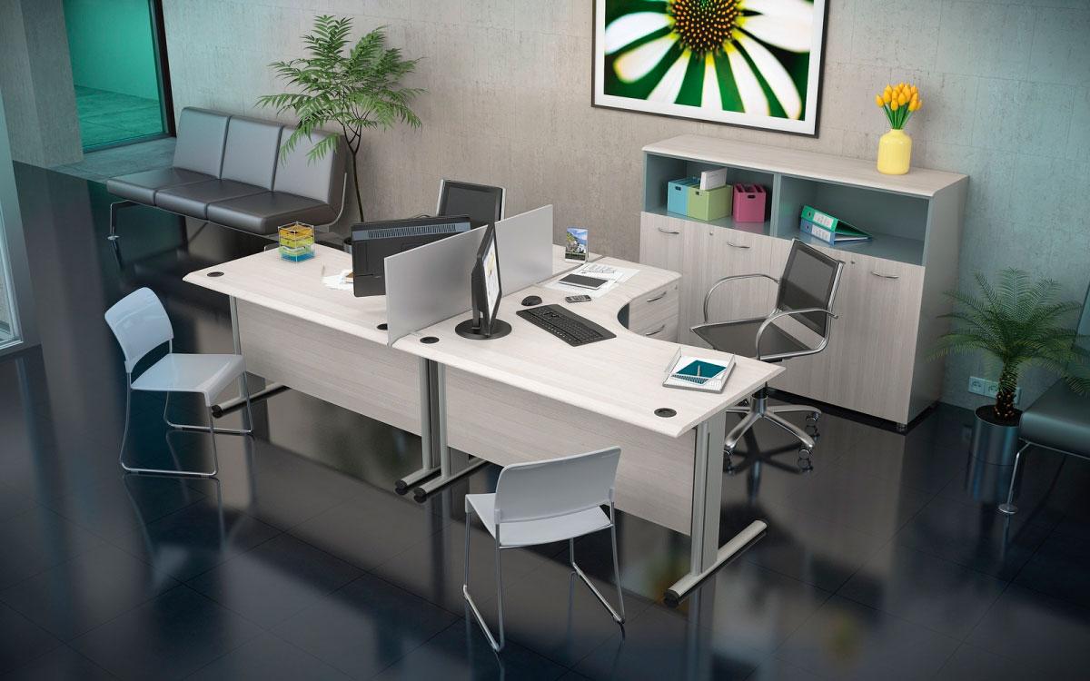 Мебель для персонала Flash